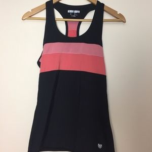 Sport Work Out Top RacerBack Forever21